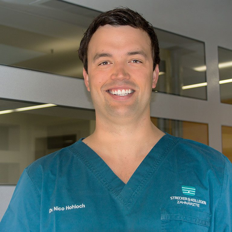 Dr. Nico Hohloch