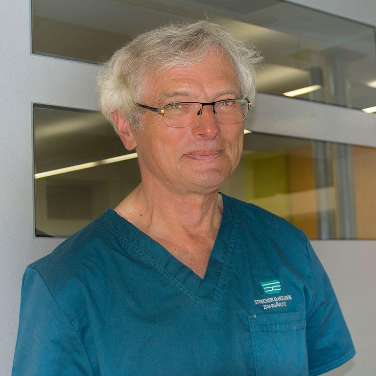 Prof. Dr. Dr. Dietmar Kubein-Meesenburg